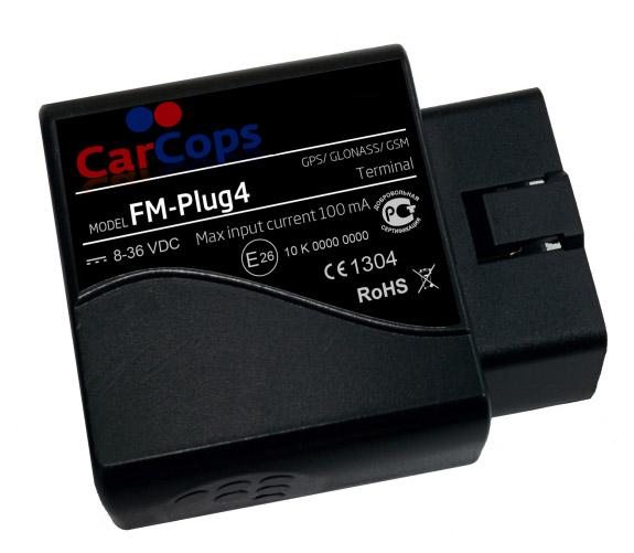 Auto GPS seade OBD CarCops