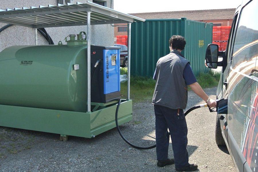 kütuse mahuti valve