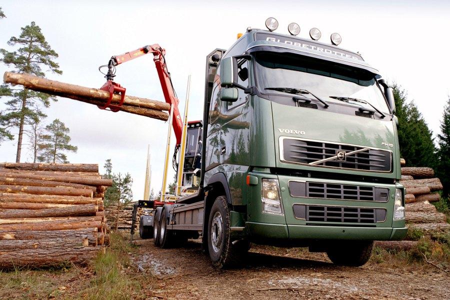 metsavedu puiduvedu 52 tonni